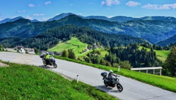 Motor cycle tour 1